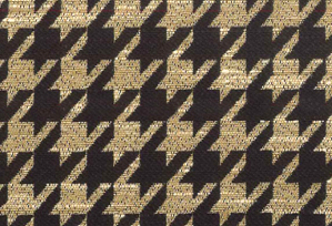 Houndstooth BlackTan