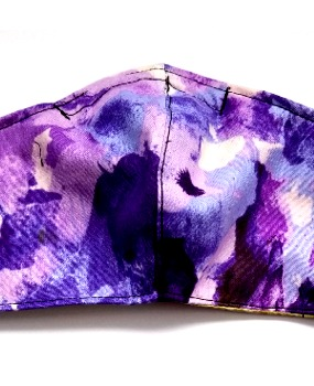 View more about Purple Batik