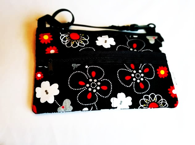 3 Pocket Little Purse